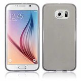 Husa silicon slim transparent Samsung Galaxy S6